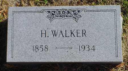 WALKER, H. - Polk County, Iowa | H. WALKER