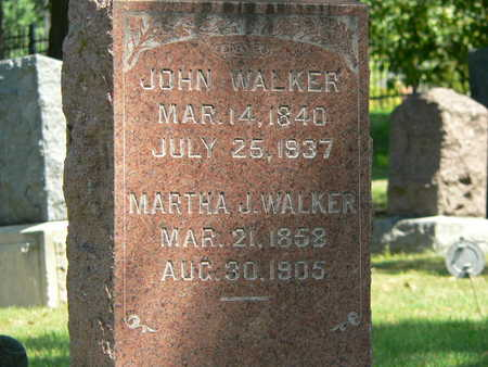 WALKER, JOHN - Polk County, Iowa | JOHN WALKER