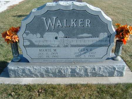 WALKER, GLEN - Polk County, Iowa | GLEN WALKER