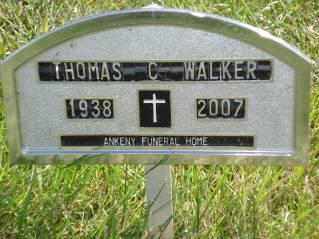 WALKER, THOMAS - Polk County, Iowa | THOMAS WALKER