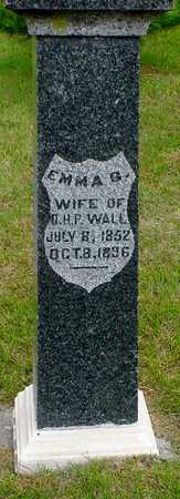 WALL, EMMA - Polk County, Iowa | EMMA WALL