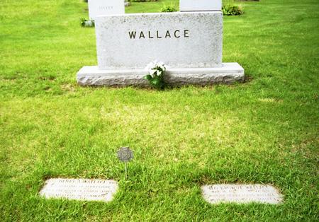 WALLACE, ILO  BROWNE - Polk County, Iowa | ILO  BROWNE WALLACE
