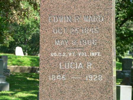 WARD, LUCIA R. - Polk County, Iowa | LUCIA R. WARD