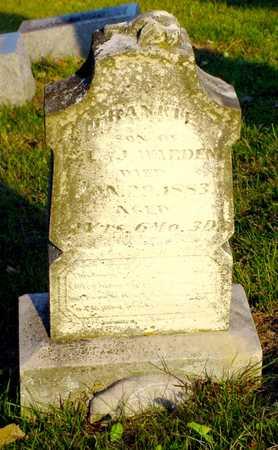 WARDEN, FRANKIE - Polk County, Iowa | FRANKIE WARDEN