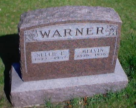 WARNER, NELLIE C. - Polk County, Iowa | NELLIE C. WARNER