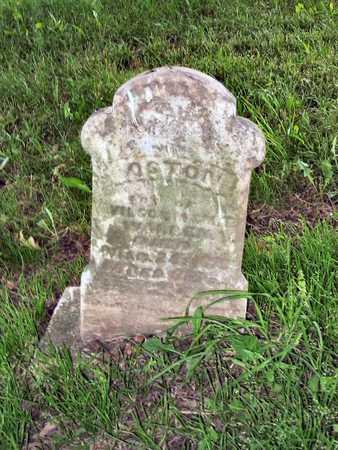 WARREN, ASTON OR OSTON - Polk County, Iowa | ASTON OR OSTON WARREN