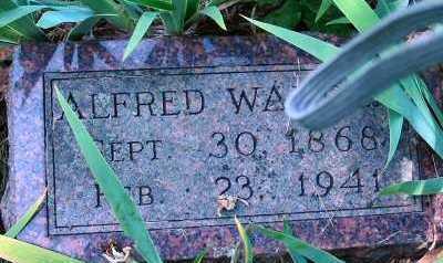 WARREN, ALFRED - Polk County, Iowa   ALFRED WARREN