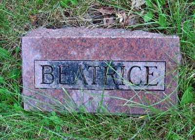 WARREN, BEATRICE - Polk County, Iowa | BEATRICE WARREN