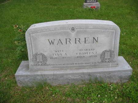 WARREN, CHARLES F. - Polk County, Iowa | CHARLES F. WARREN