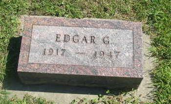WARREN, EDGAR G. - Polk County, Iowa | EDGAR G. WARREN