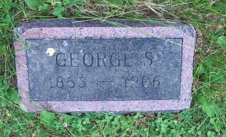 WARREN, GEORGE S. - Polk County, Iowa | GEORGE S. WARREN