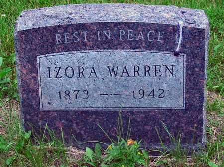 WARREN, IZORA - Polk County, Iowa | IZORA WARREN