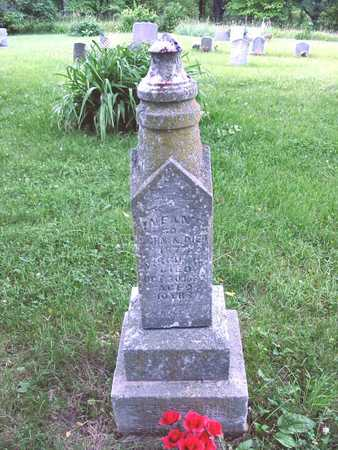WARREN, VIRGIL - Polk County, Iowa   VIRGIL WARREN
