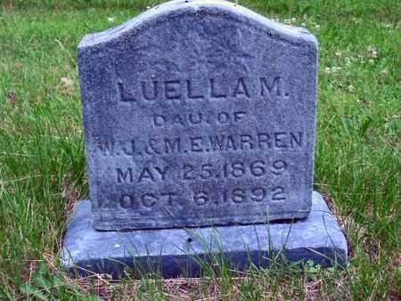 WARREN, LUELLA M. - Polk County, Iowa | LUELLA M. WARREN