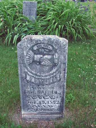 WARREN, MARY JANE - Polk County, Iowa | MARY JANE WARREN