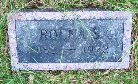 WARREN, ROENA S. - Polk County, Iowa   ROENA S. WARREN