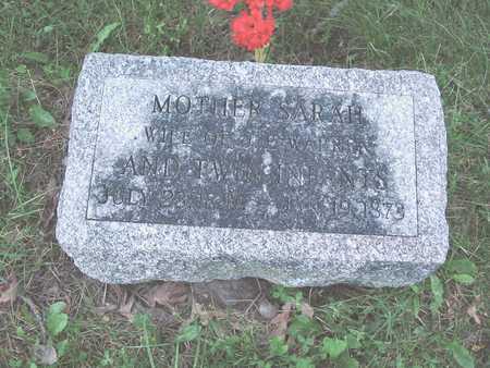 WARREN, SARAH - Polk County, Iowa | SARAH WARREN