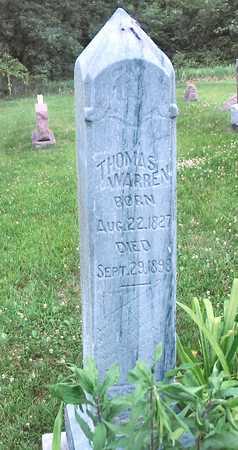 WARREN, THOMAS - Polk County, Iowa | THOMAS WARREN