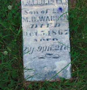 WARREN, WASHINGTON - Polk County, Iowa | WASHINGTON WARREN
