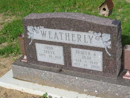 WEATHERLY, JUDITH A. - Polk County, Iowa | JUDITH A. WEATHERLY