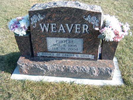 WEAVER, PHOEBE - Polk County, Iowa | PHOEBE WEAVER