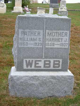 WEBB, HARRIET J. - Polk County, Iowa | HARRIET J. WEBB
