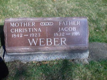 WEBER, JACOB - Polk County, Iowa | JACOB WEBER