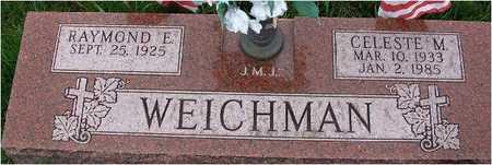 MARTIN WEICHMAN, CELESTE MARIE - Polk County, Iowa | CELESTE MARIE MARTIN WEICHMAN
