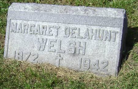 DELAHUNT WELSH, MARGARET - Polk County, Iowa | MARGARET DELAHUNT WELSH