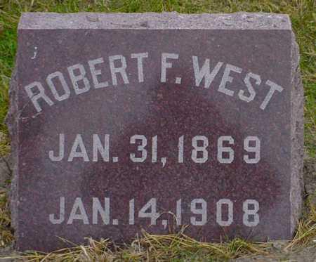 WEST, ROBERT F. - Polk County, Iowa   ROBERT F. WEST