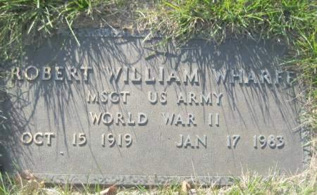 WHARFF, ROBERT WILLIAM - Polk County, Iowa | ROBERT WILLIAM WHARFF