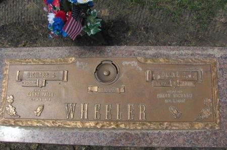 WHEELER, BRIAN  RICHARD - Polk County, Iowa   BRIAN  RICHARD WHEELER