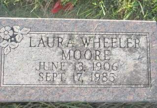 MOORE WHEELER, LAURA - Polk County, Iowa | LAURA MOORE WHEELER