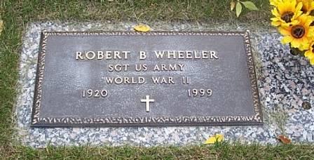 WHEELER, ROBERT B. - Polk County, Iowa   ROBERT B. WHEELER