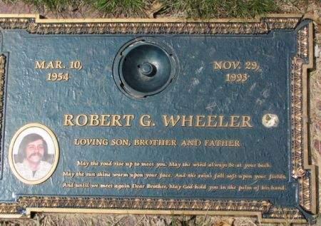 WHEELER, ROBERT  G. - Polk County, Iowa   ROBERT  G. WHEELER