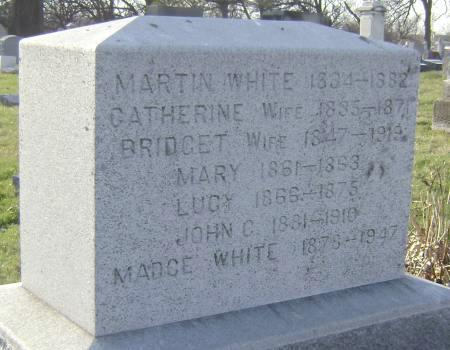 WHITE, MARY - Polk County, Iowa | MARY WHITE