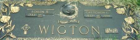 WIGTON, LOREN T. - Polk County, Iowa | LOREN T. WIGTON