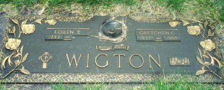 WIGTON, LOREN E. - Polk County, Iowa | LOREN E. WIGTON