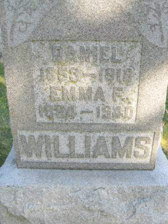 WILLIAMS, DANIEL - Polk County, Iowa | DANIEL WILLIAMS