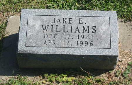 WILLIAMS, JAKE E. - Polk County, Iowa | JAKE E. WILLIAMS