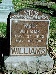 WILLIAMS, YAGER - Polk County, Iowa | YAGER WILLIAMS