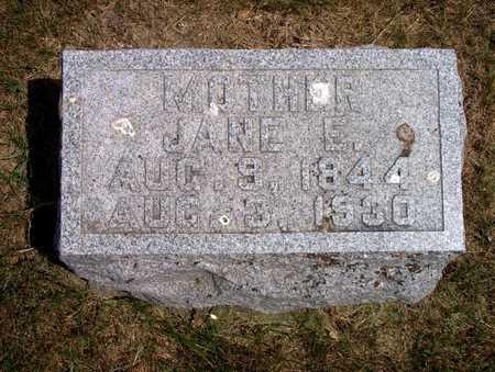 FRIAR WILSON, JANE E. - Polk County, Iowa | JANE E. FRIAR WILSON