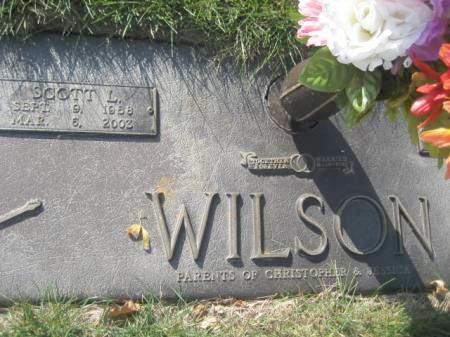 WILSON, SCOTT L - Polk County, Iowa   SCOTT L WILSON
