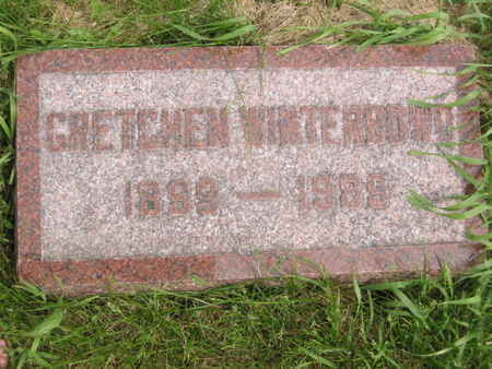 WINTERROWD, GRETCHEN - Polk County, Iowa | GRETCHEN WINTERROWD