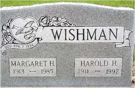 WISHMAN, HAROLD - Polk County, Iowa | HAROLD WISHMAN