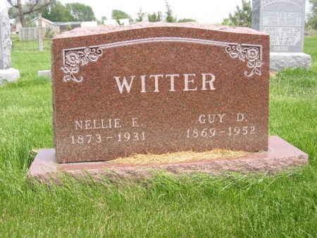 WITTER, NELLIE E. - Polk County, Iowa | NELLIE E. WITTER
