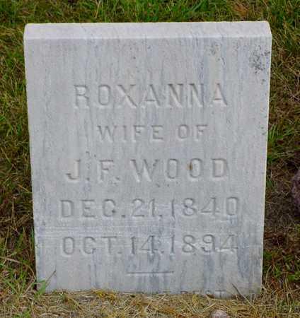 WOOD, ROXANNA - Polk County, Iowa | ROXANNA WOOD