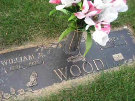 WOOD, WILLIAM R - Polk County, Iowa   WILLIAM R WOOD