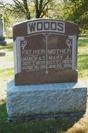 WOODS, MARY ANN - Polk County, Iowa | MARY ANN WOODS