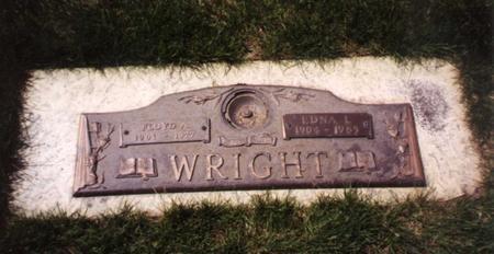 OWENS WRIGHT, EDNA - Polk County, Iowa | EDNA OWENS WRIGHT